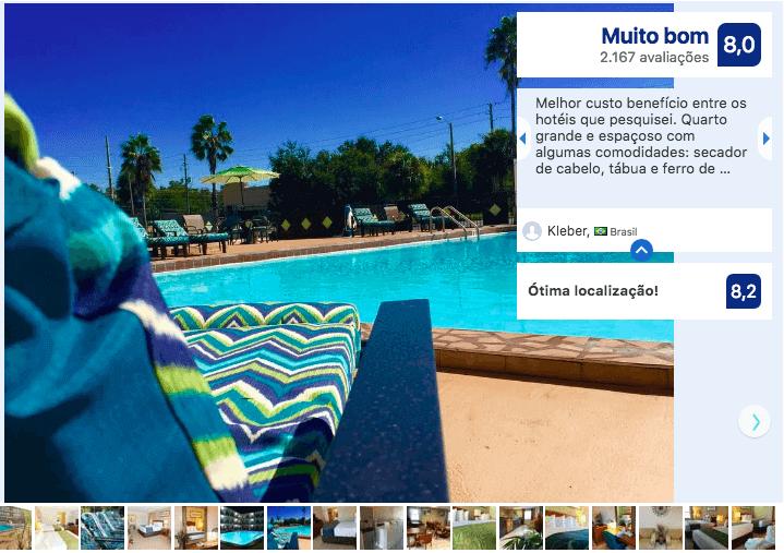 Hotéis bons e baratos em Kissimmee: HotelSeasons Florida Resort