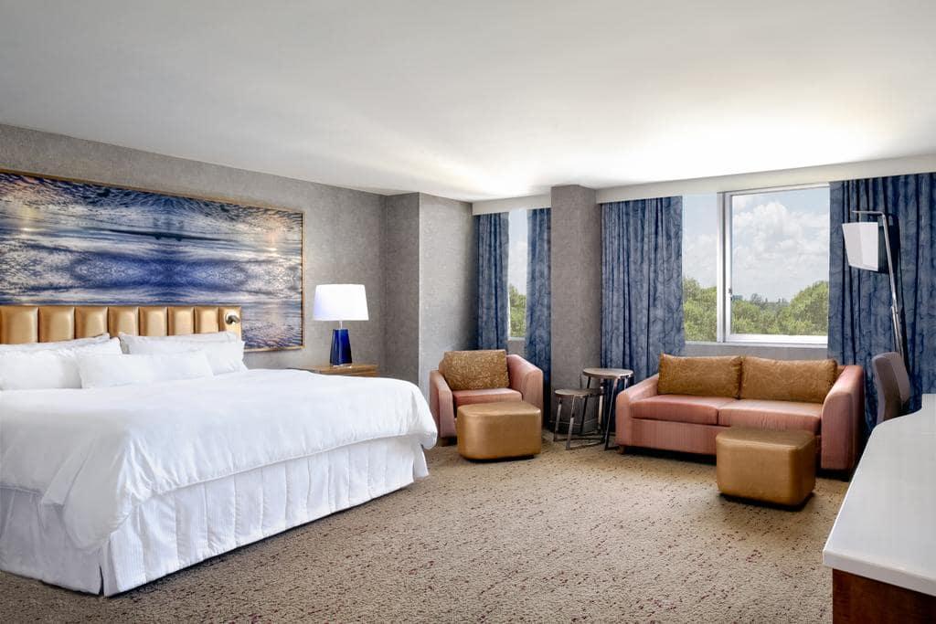 Dicas de hotéis em Fort Lauderdale: Hotel Westin Fort Lauderdale - quarto
