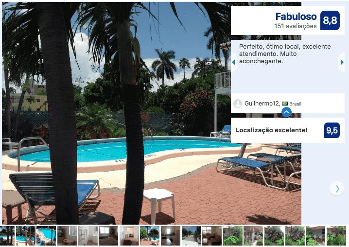 Hotéis bons e baratos em Fort Lauderdale: Motel Birch Patio