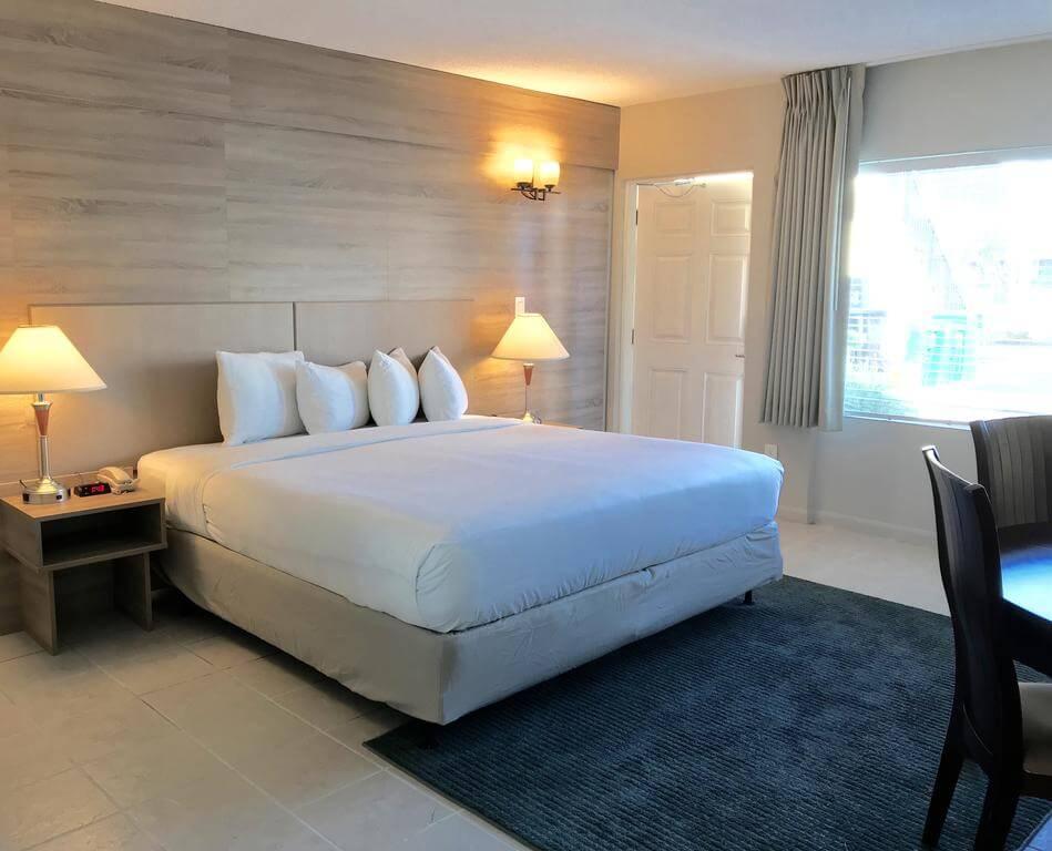 Dicas de hotéis em Fort Lauderdale: MotelGalt Villas Inn - quarto