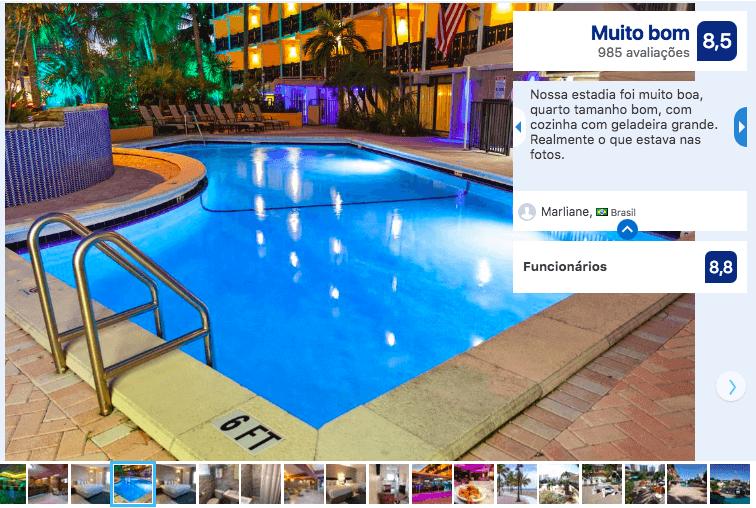 Dicas de hotéis em Fort Lauderdale: MotelGalt Villas Inn