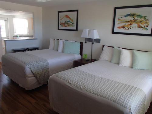 Hotéis bons e baratos em Daytona Beach: Motel Studio 1 - quarto