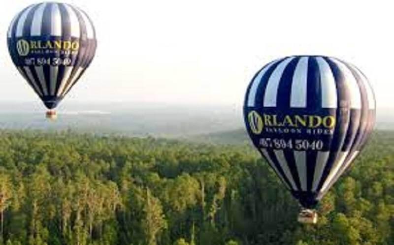 Por que Orlando é considerado o melhor destino para as férias de julho: Orlando Balloon Rides