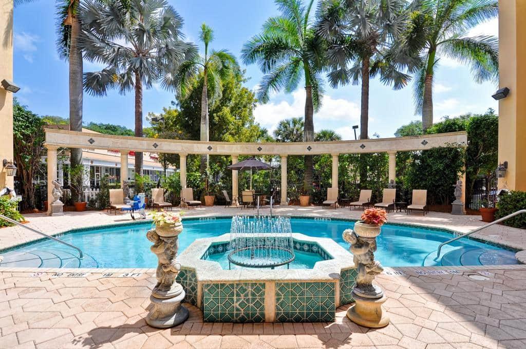Hotéis bons e baratos em Boca Raton: HotelHampton Inn